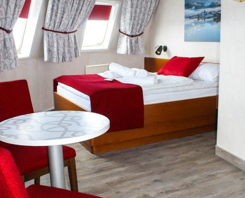 ship cabin suite interior refurbished